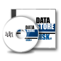 CD Data Disc Templates